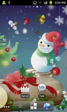 クリスマスライブ壁纸(无料版)