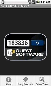 Quest Soft Token