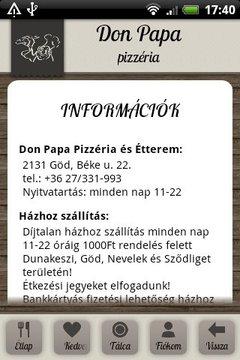 Don Papa Étterem