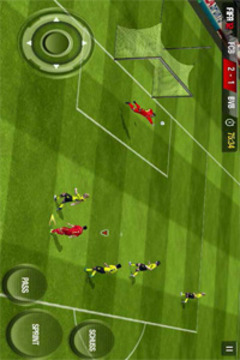 FIFA世界足球12HD
