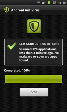 Antivirus for Android.