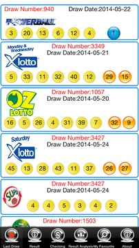 Check OZLotto Pools Free