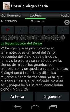 Rosario Virgen María