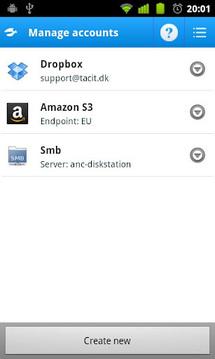 文件夹同步 FolderSync