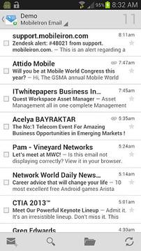 Mobile@Work