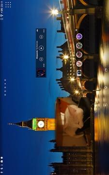 伦敦日景夜景动态墙纸免费