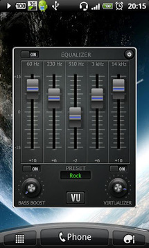 音效均衡器 Music Volume EQ
