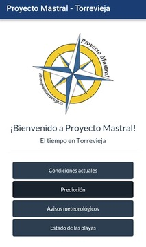 Proyecto Mastral