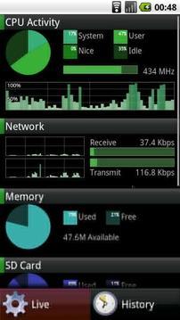 系统信面板 SystemPanel Lite