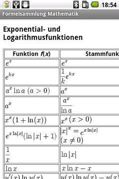 数学公式计算