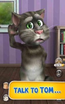 会说话的汤姆猫2