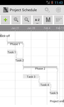Project Schedule Free