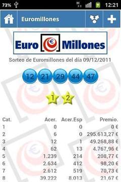 Resultados Loterias y Apuestas