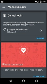 Bitdefender手机安全保镖