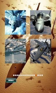 飞机拼图 Aircrafts Puzzle