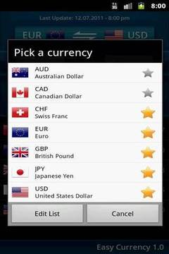 Easy Currency Conver