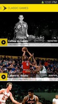NBA时间表
