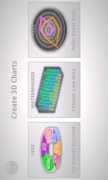 3D可视化图表制作软件