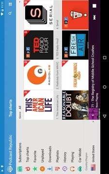iPP Podcast Player