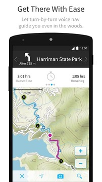 komoot — Hike & Bike GPS Maps
