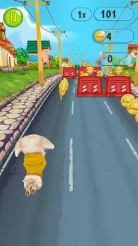 奔跑吧,小狗