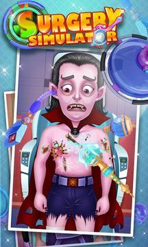 外科手术模拟 - 外科医生游戏