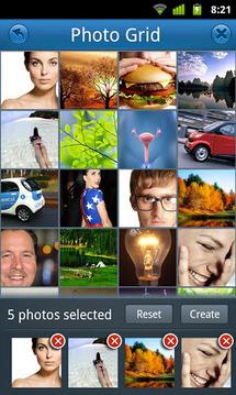 相片组合 Photo Grid