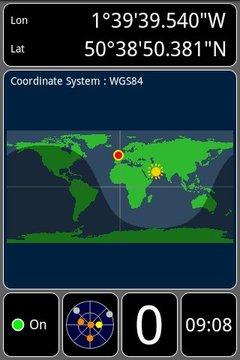 GPS测试仪 GPS TEST