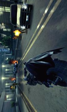 蝙蝠侠之黑暗骑士崛起