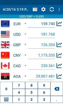 货币转换器