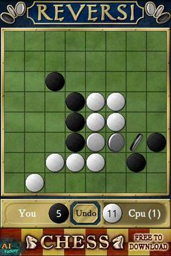 自由黑白棋