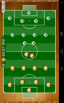 纽扣足球 Button Football (Soccer)