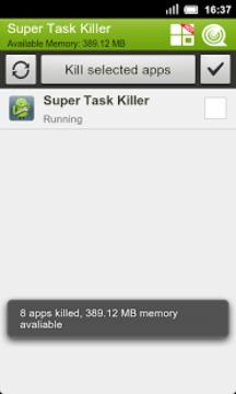 超级任务管理(Super Task Killer FREE)