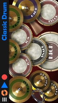 Classic Drum - 爵士鼓