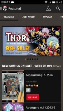 观漫侠Marvel Comics