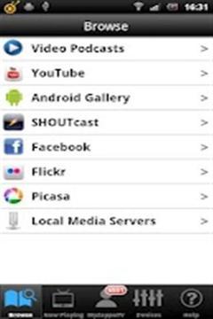 Samsung TV Media