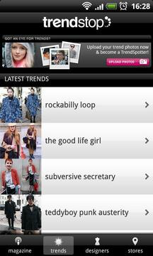 流行追踪 TrendTrack
