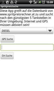Spritpreis Österreich