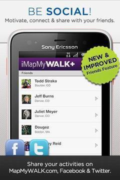MapMyWalk GPS Walking