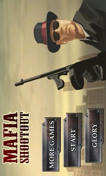 黑手党枪战 Mafia Game - Mafia Shootout
