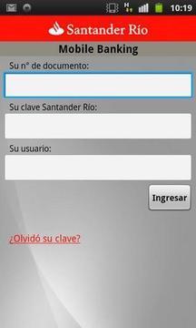 Santander Río Mó...