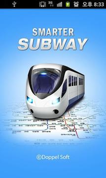 地铁终结者  智能地铁