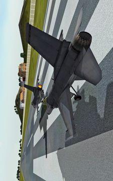 F18舰载机