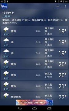 天气频道 The Weather Cha...