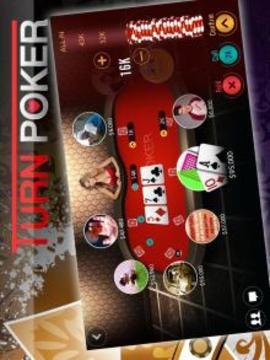 休闲益智turnpoker下载德州扑克你不得不转向一个令人兴奋的游戏