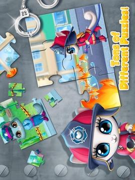 色彩缤纷的设计,简单的拖放动画和可爱的人物激励孩子继续