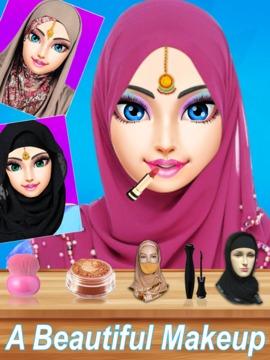 in印度文化中,我们看到了这是他们独特的方式完成许多伊斯兰婚姻美好