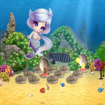 休闲益智 lovely mermaid adventure game下载  可爱的美人鱼冒险游戏