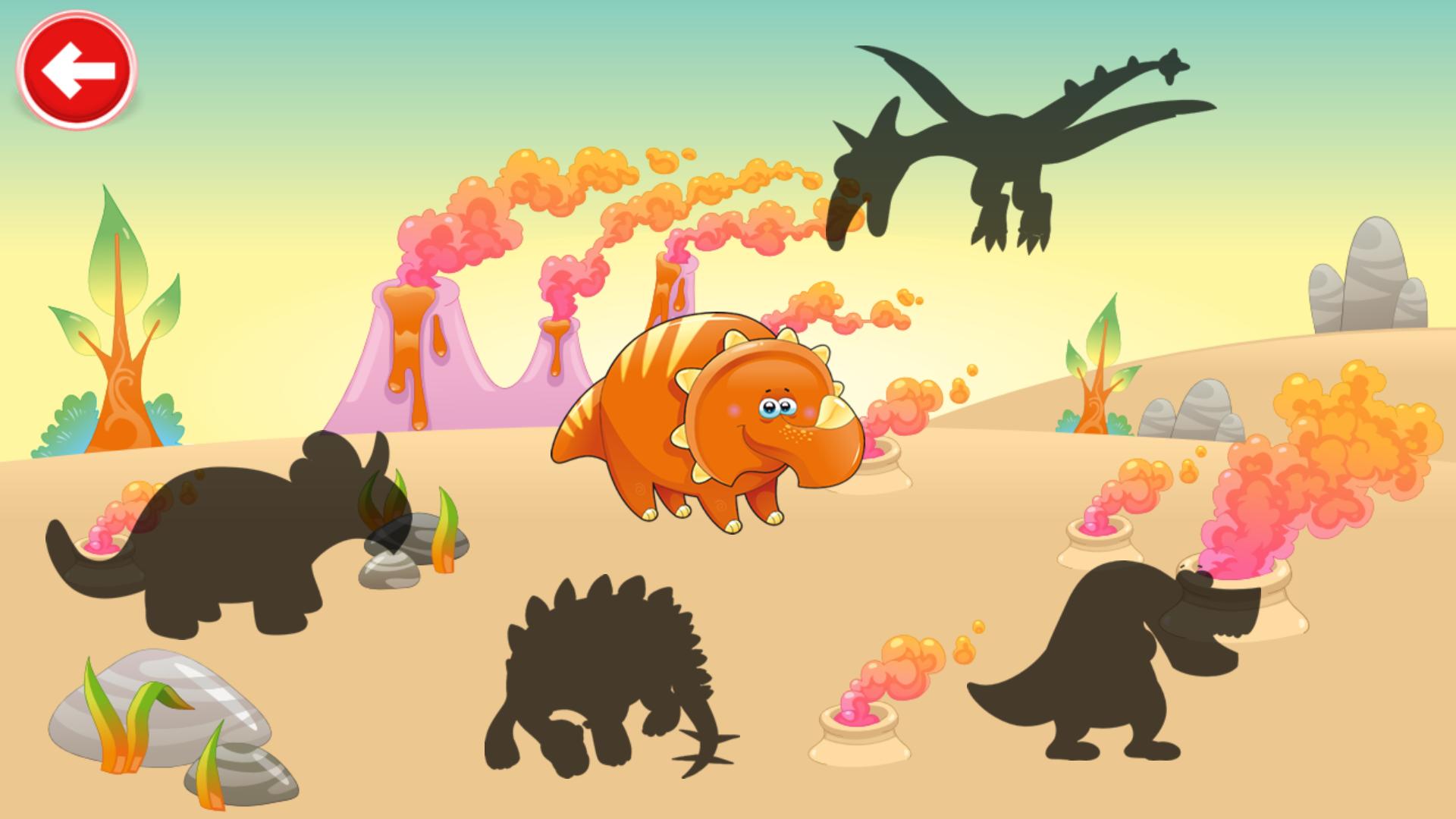 儿童简画恐龙步骤