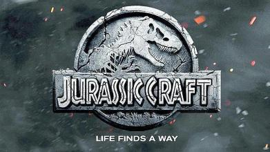 Jurassic Craft World Park Creation Addon for MCPE下载_